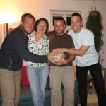 Gunhild et Glenn nous accueillent pour notre dernière étape en Allemagne !!