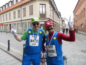 Deux huluberlus à Lund