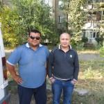 Tu nous emmene dans ta camionnette pour @)) Km de montagne au Kyrgyzstan ?