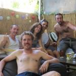 Brice et Mika nous accueillent quelques jours a Perth, premiere etape de notre periple Australien.