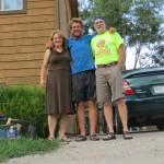 Martha et Brent accueillent Clément pour une soirée Tacos / Margarita !! Super !