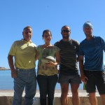 Un peu d'eau offert, au milieu de la Baja California, c'est vraiment magique !!