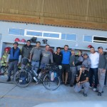 Hébergement chez les pompiers de San Miguel Del Alto