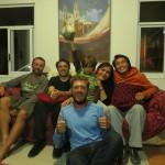 Armando et sa famille nous laisse disposer de leur appartement libre à Tlaxcala. Générosité  l'état pur !