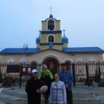 Boris et sa famille nous offrent le gite et le couvert à Kotchkar