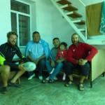 Nous dormons chez Pablo Escobar dans un petit village Kazakh