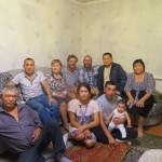 Nazeera et sa famille nous accueillent 2 jours !! Bueno !!