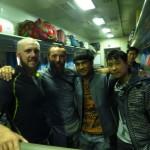 Heureusement qu'ils etaient la nos amis chinois, sinon 70h de train, c'est long ;)
