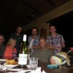 Anne-Marie et Devid (a droite) nous recoivent trois nuits a Albany, Australie Occidentale. Merci a eux pour ces excellents moments que nous avons partages