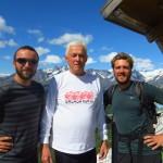 Jim nous fait visiter l'Alaska avec un grand A. Les quelques jours que nous paasons avec lui resteront un moment fort de notre aventure !