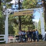 Un ENORME merci à toute l'équipe du Majestic Dude Ranch pour le mois de fou que nous avons passé avec eux !!