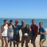 Merci Lillie, Steve, Kaylan et Tayler pour cette session pêche inoubliable :)