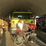 Bienvenus chez les pompiers de Mazatlan !