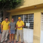La protection civil de Rosario ! Free Camping et un passage à l'hosto pour Coco !