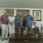 Un GRAND merci à la famille Marbuen pour leur accueil inoubliable à Tepic.