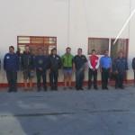 Passage chez les pompiers de San Cristobal de Las Casas !